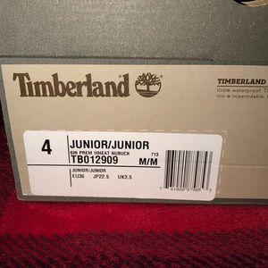 Timberland Shoes - Timberland Premium Wheat Nubuck